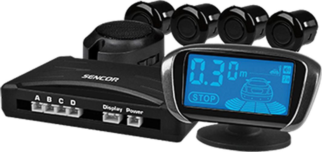 Sencor Czujniki parkowania (SCA PARK200) 1