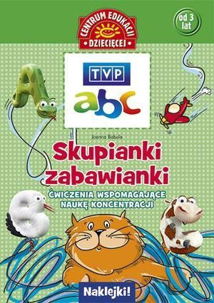 TVP abc. Skupianki-zabawianki. Ćwiczenia wspomagające naukę koncentracji 1
