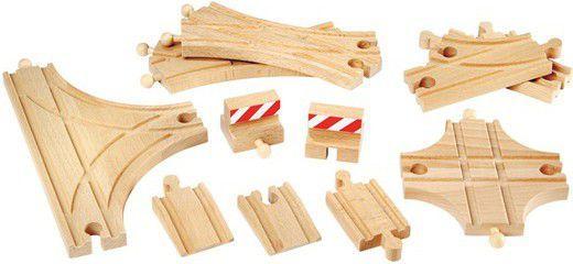 Brio Zestaw klocków drewnianych Advanced Expansion Pack (33307) 1