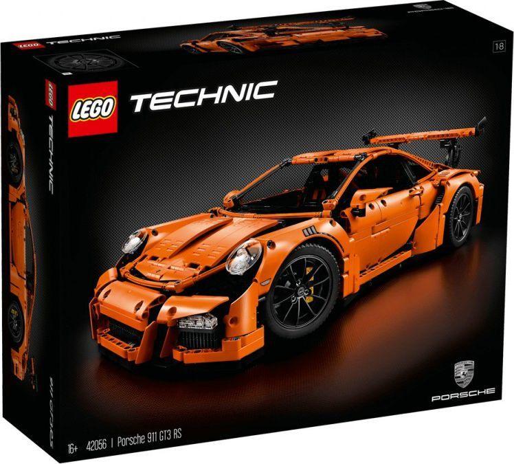 LEGO TECHNIC Porsche 911 GT3 RS (42056) ID produktu: 1008814