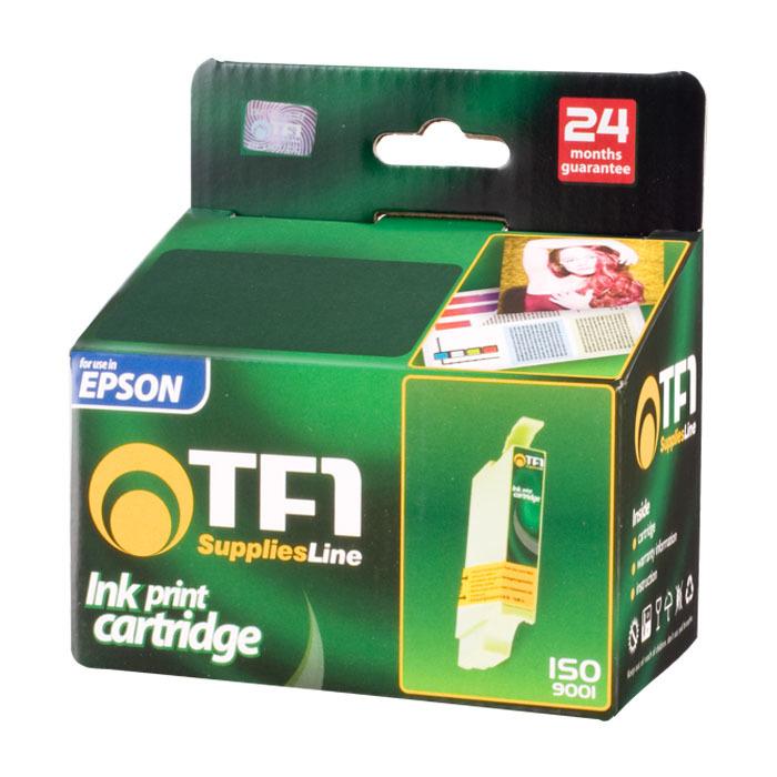 TF1 Tusz E-484 / T0484 (Yellow) 1