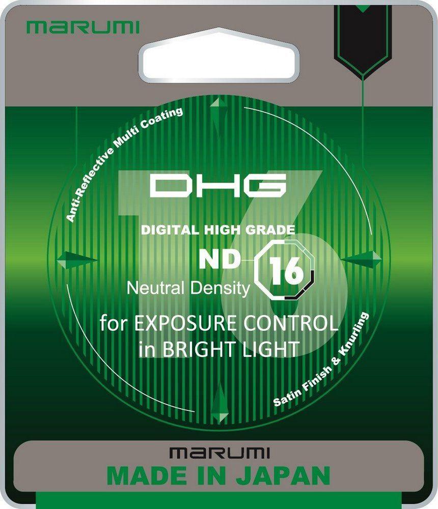 Filtr Marumi DHG ND16 82mm (MND(16)82 DHG) 1