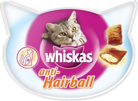 Whiskas ANTI-HAIRBALL 50G - ODKŁACZACZ 1