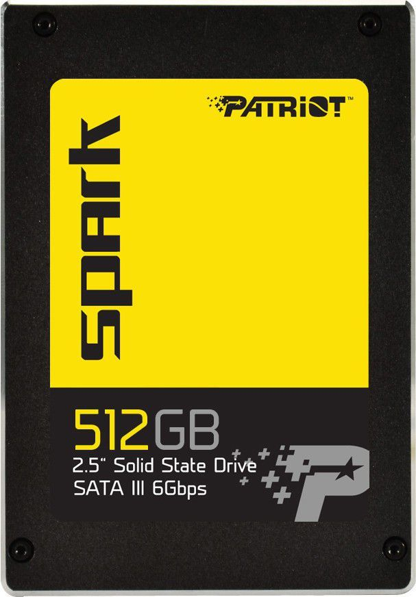 "Dysk SSD Patriot 512 GB 2.5"" SATA III (PSK512GS25SSDR) 1"