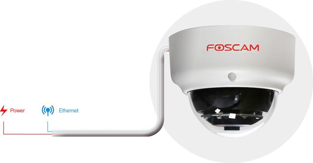 Kamera IP Foscam KAMERA IP FOSCAM H.264 FI9961EP POE 1080P 1
