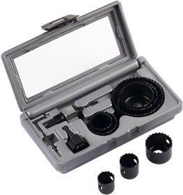 Bosch Hole Saw Set 11-pieces - 2607019450 1