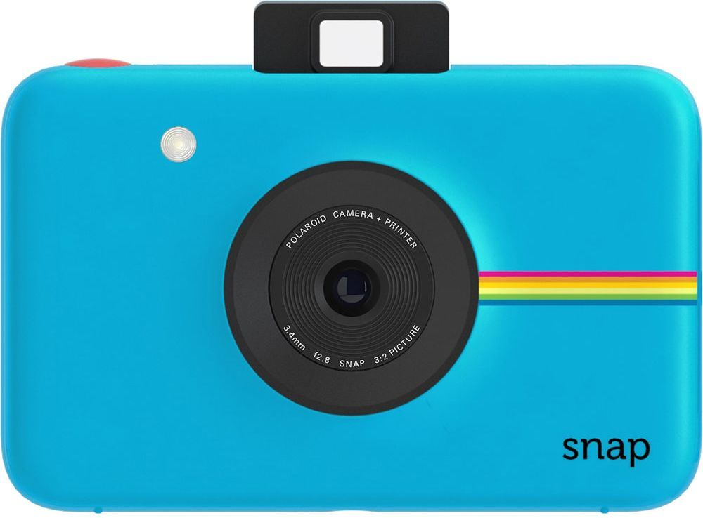 Aparat cyfrowy Polaroid SNAP, Niebieski (Polaroid SNAP blue) 1