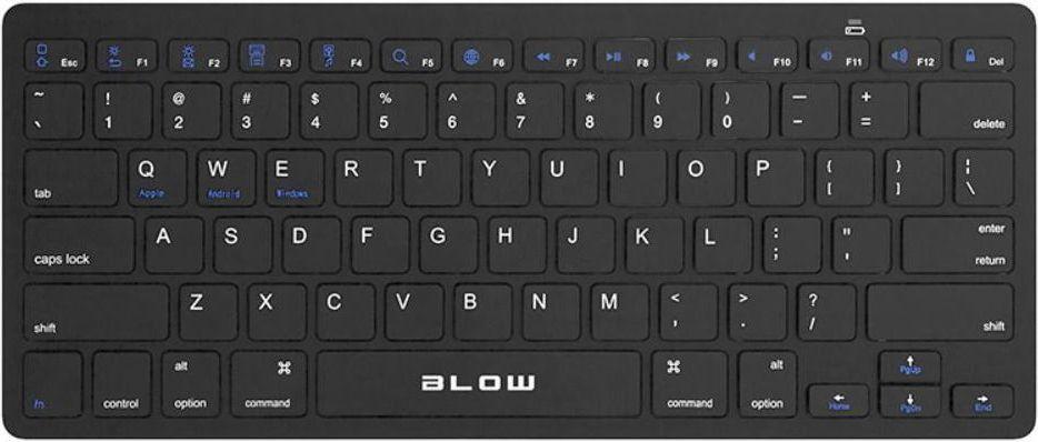 Blow BK103 Bezprzewodowa Czarna US (78 141#) w