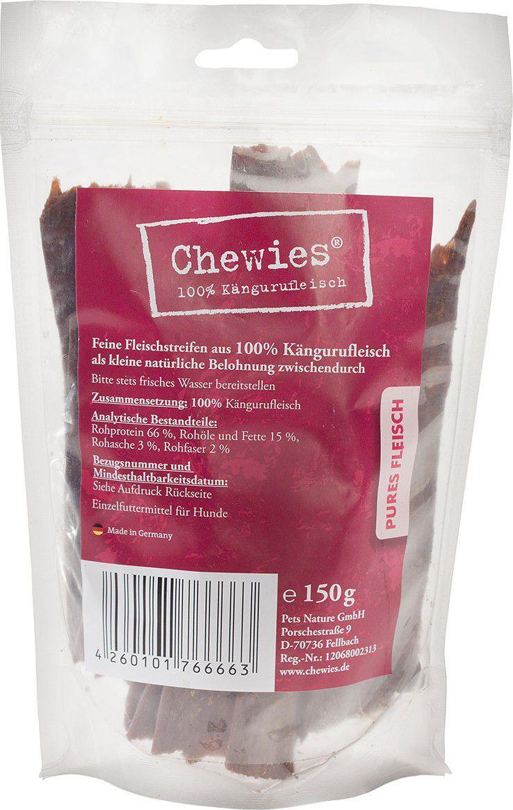 Chewies Paski mięsne Kangur 150g 1