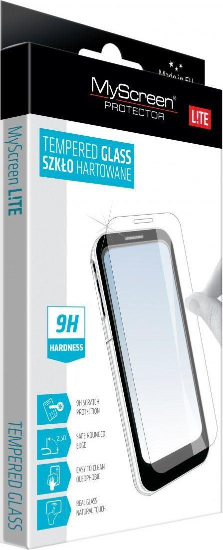 MyScreen Protector Szkło LITE do iPhone 5/5C/5S/SE (PROGLALITAPIPH5) 1