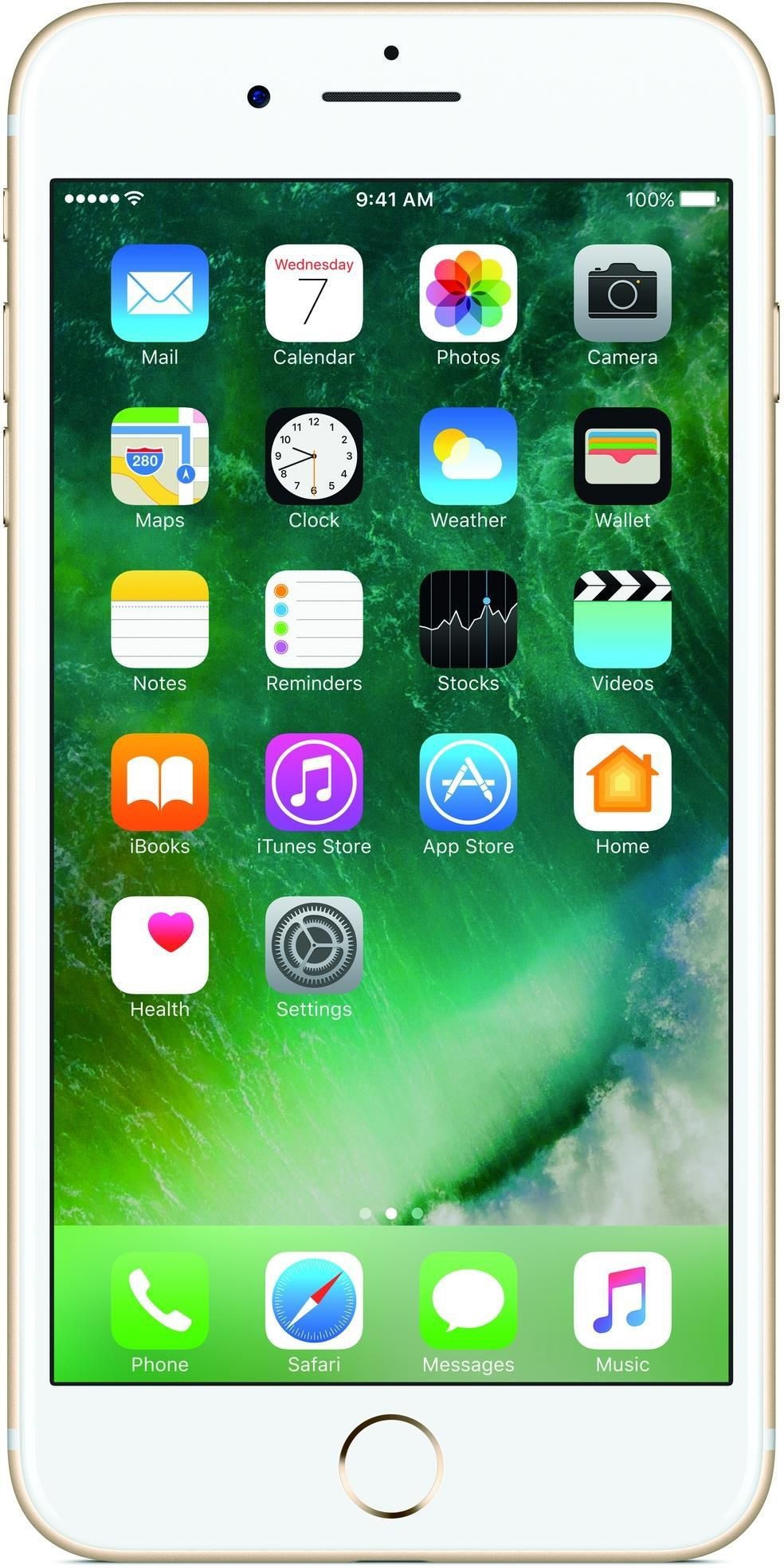 Smartfon Apple iPhone 7 Plus 128 GB Złoty  (MN4Q2PM/A) 1