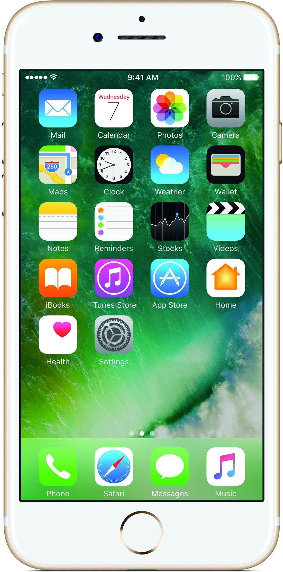 Smartfon Apple iPhone 7 32 GB Złoty  (MN902PM/A) 1