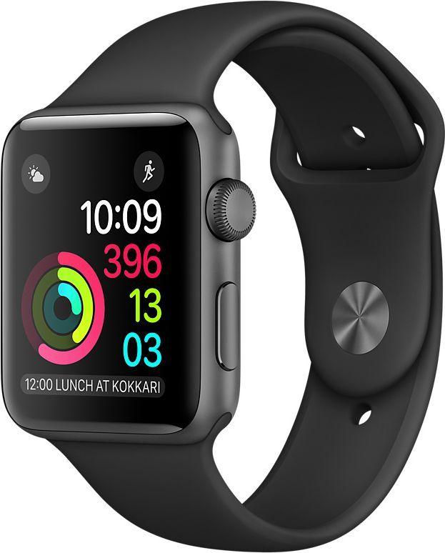 Smartwatch Apple Czarny  (MP062MP/A) 1