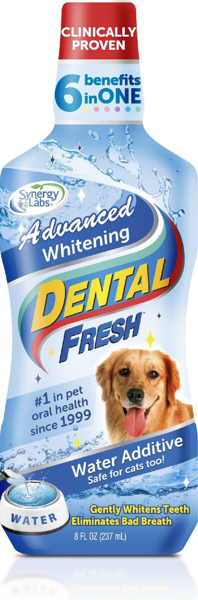 Synergy Labs Dental Fresh Wybielający 237 ml 1
