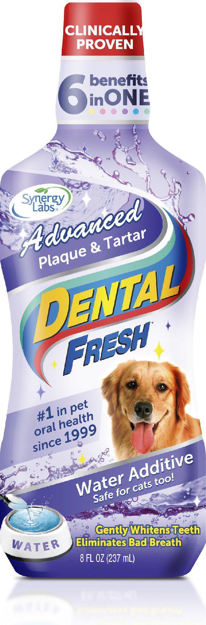 Synergy Labs Dental Fresh Kamień & Osad 237 ml 1
