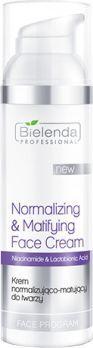 Bielenda Professional Normalizing & Matifying Face Cream (W) 100ml 1