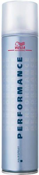 Wella Performance Hairspray Strong - lakier do włosów 500ml 1