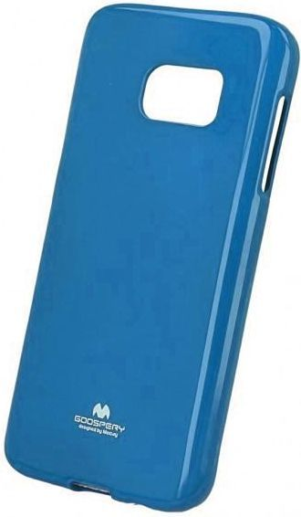 Mercury Etui JellyCase do Samsung Galaxy S7 Edge G935 błękitne (BRA002261) 1