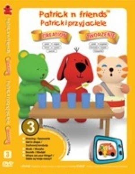 Zestaw 5 edukacyjnych kreskówek na płycie DVD - Wayne (KIDS-0260) 1