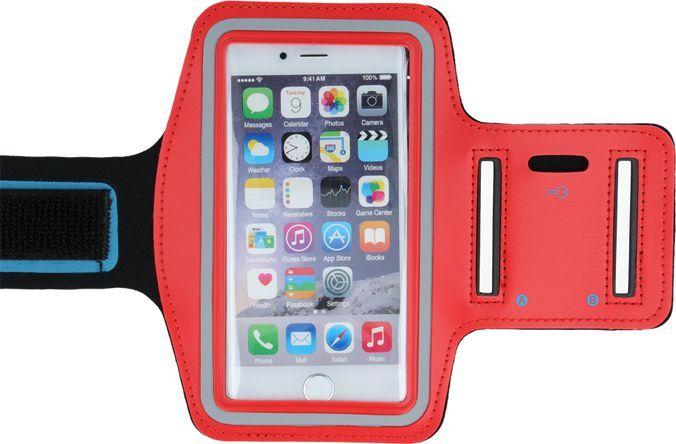 GreenGo Pokrowiec na ramię Premium XXXXXL (Note 3) czerwony - GSM005049 1