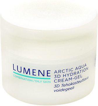 Lumene Arctic Aqua 3D Hydration Cream-Gel Krem do twarzy do skóry mieszanej i tłustej 50ml 1