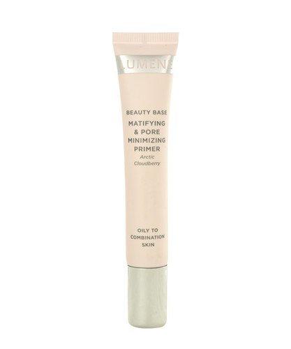 Lumene Beauty Base Matifying & Pore Minimizing Primer Baza pod podkład do skóry mieszanej i tłustej 20ml 1