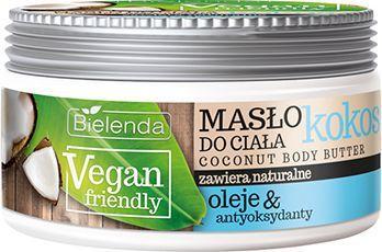 Bielenda Vegan Friendly Masło do ciała Kokos 250ml 1
