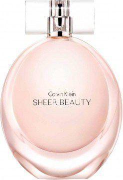 Calvin Klein Sheer Beauty EDT 50ml 1