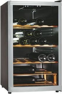 Chłodziarka do wina MPM 59 butelek  (MPM-117-CW-46) 1