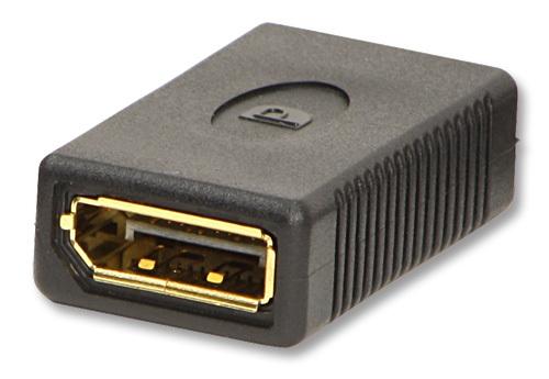 Adapter AV Lindy Przejściówka (łącznik) gniazdo Display Port - gniazdo DisplayPort 41020 1