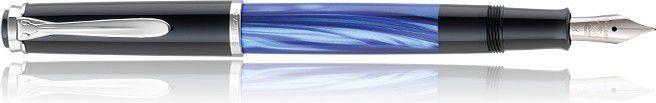 Pelikan Pióro M205 Niebieski marmur B (801881) 1