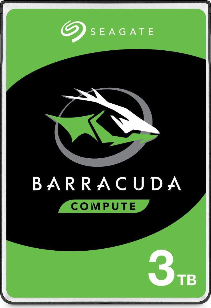 """Dysk Seagate BarraCuda 3 TB 2.5"""" SATA III (ST3000LM024) 1"""