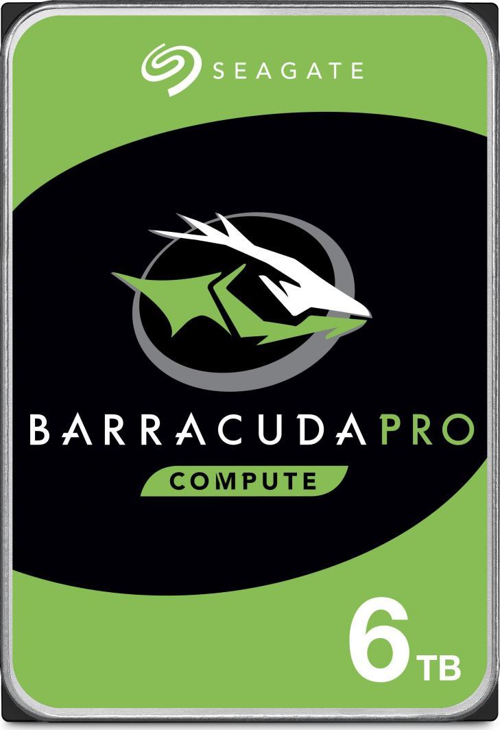 """Dysk Seagate Barracuda Pro 6 TB 3.5"""" SATA III (ST6000DM004) 1"""