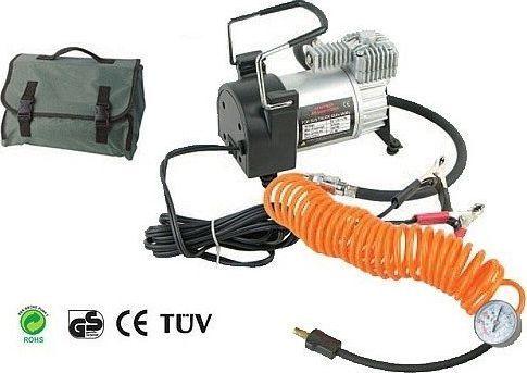 Kompresor samochodowy carcommerce KOMPRESOR 12V + TORBA 61566 1