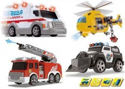 Dickie Małe pojazdy ratunkowe różne rodzaje (209113577026) 1