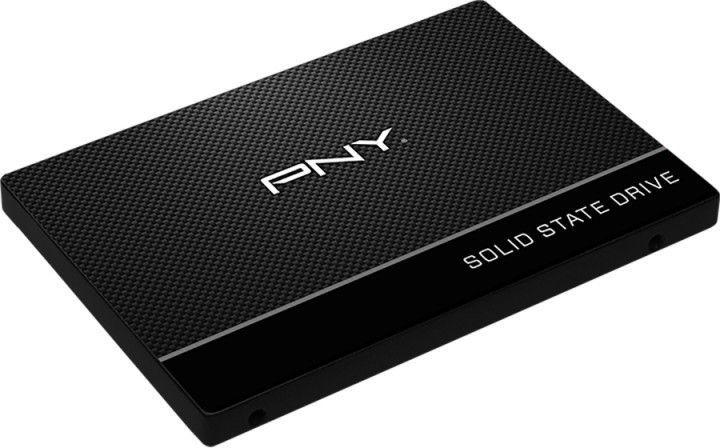 """Dysk SSD PNY CS900 120 GB 2.5"""" SATA III (SSD7CS900-120-PB) 1"""