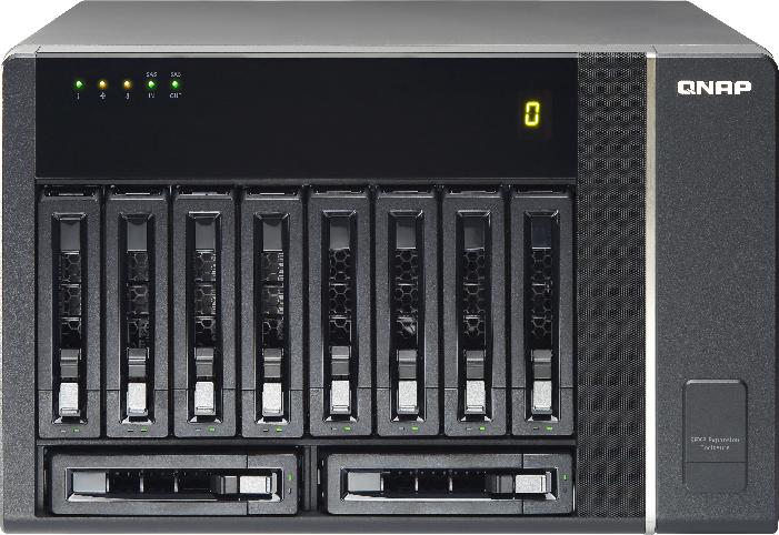 QNAP TS-EC1080 TURBONAS QTS DRIVER (2019)