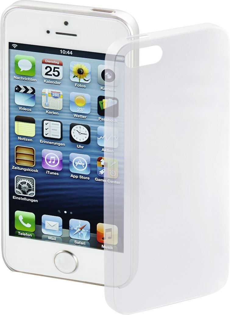 Hama Ultra Slim dla Apple iPhone 5/5s/SE (001774690000) 1