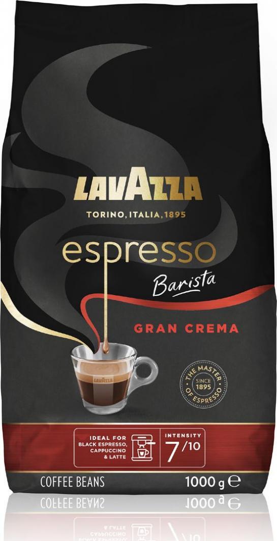 Kawa ziarnista Lavazza Espresso Barista Gran Crema 1kg 1