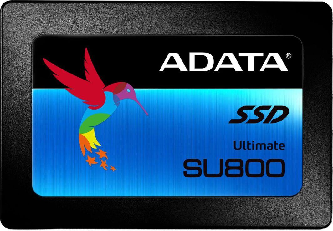 "Dysk SSD ADATA Ultimate SU800 256 GB 2.5"" SATA III (ASU800SS-256GT-C) 1"