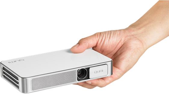 Projektor Vivitek Qumi Q3 Plus biały LED 1280 x 720px 500lm DLP  1