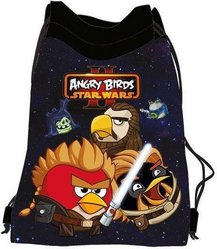 St. Majewski Worek na obuwie Angry Birds Star Wars 1