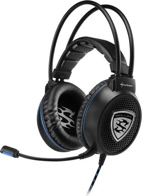 Słuchawki Sharkoon Skiller SGH1 (SL-G-SHK-001) 1