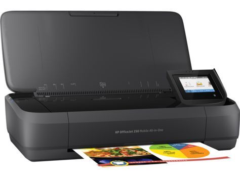 Urządzenie wielofunkcyjne HP Officejet 252 (N4L16C) 1