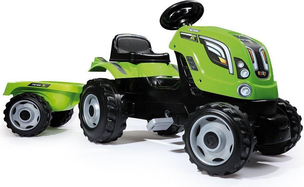 Smoby Traktor XL Zielony (7600710111) 1
