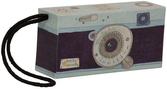 Moulin Roty Aparat fotograficzny małego szpiega - 158474 1