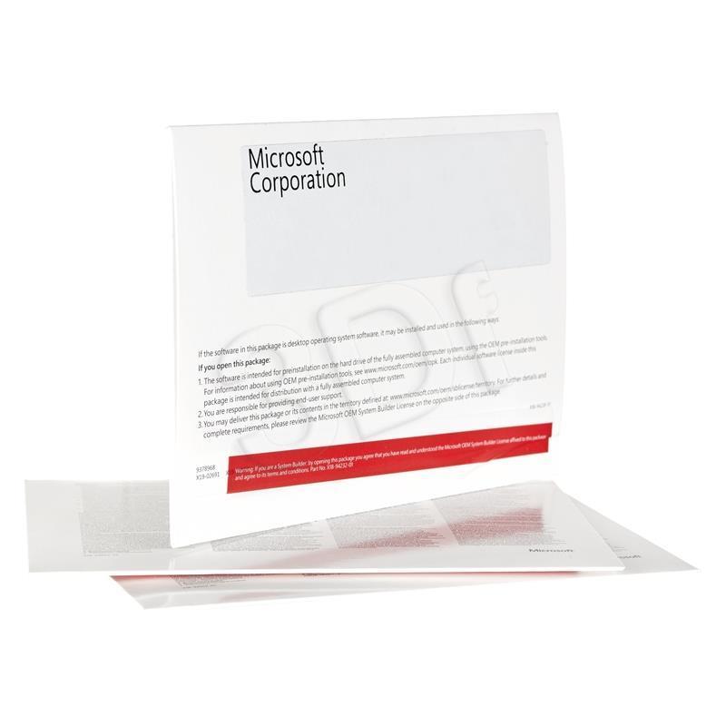 Microsoft Microsoft (oem) Windows Svr Std 2016 64Bit Polish 1pk DVD 16Core - P73-07120 1