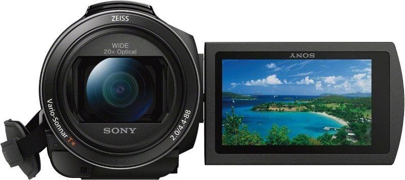 Kamera cyfrowa Sony Black (FDR-AX53B) 1