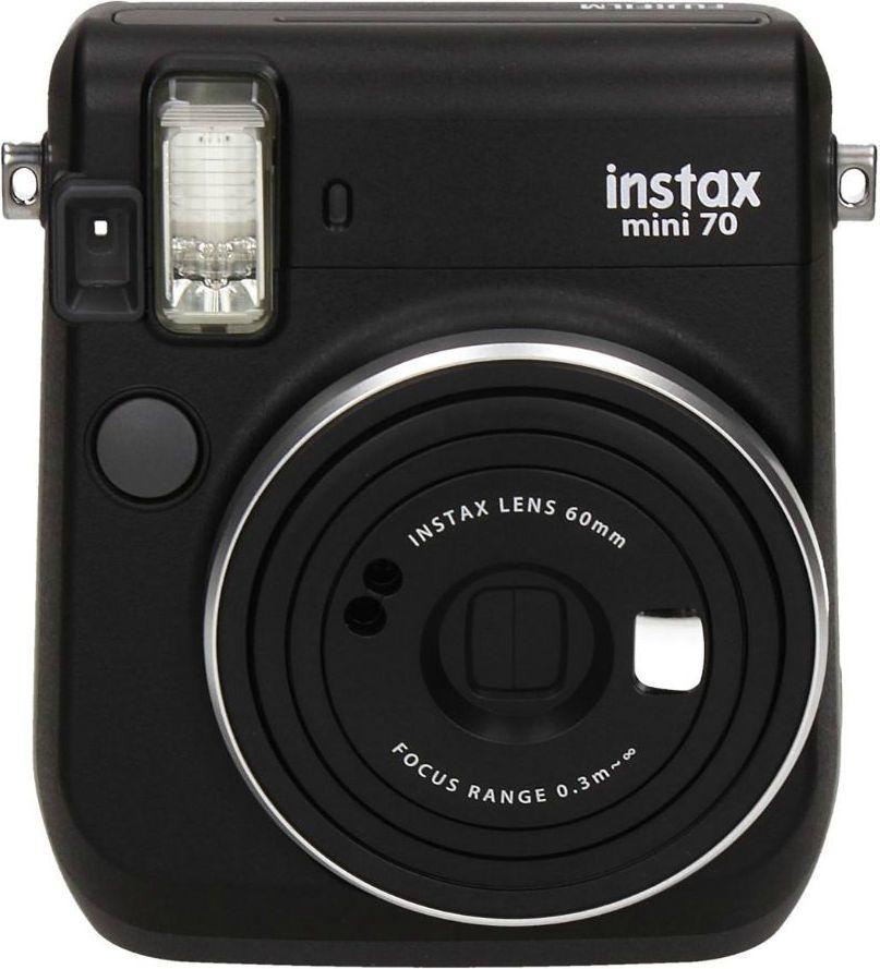 Aparat cyfrowy Fujifilm Instax Mini 70 Czarny (FujiFilm Instax 70 black) 1