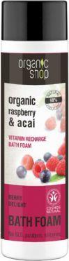 Organic Shop Berry Delight Bath Foam Płyn do kąpieli 500ml 1